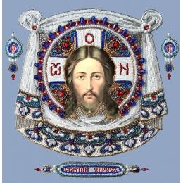 Святой образ «Спас» - Изящное Рукоделие - набор для вышивки бисером
