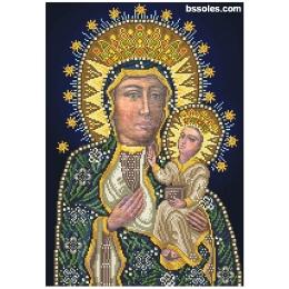 Набор для вышивка бисером икон - БС Солес - Черновицкая Богородица