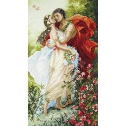 Набор для вышивки крестом - Чарівна Мить - М-418 Клятва в любви