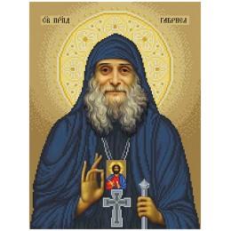 Святой Преподобный Габриель - БС Солес - набор для вышивка бисером икон