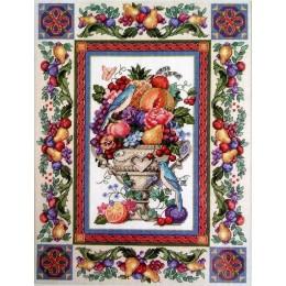 Элегантный натюрморт - Classic Design - набор для вышивки крестом