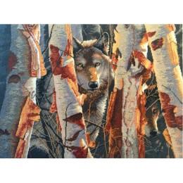 Лесной страж - Classic Design - набор для вышивки крестом