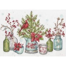 Набор для вышивания крестом - Dimensions - 70-08994 Birds And Berries