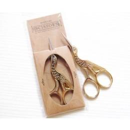 Ножницы FEIBO F05H Цапельки 11,5 см в упаковке