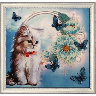 Фантазия - Butterfly - набор для вышивки бисером