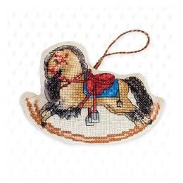 Набор для вышивки крестом Luca-S JK027