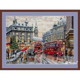 Набор для вышивки крестом - ТМ Мережка - К-159 Лондон