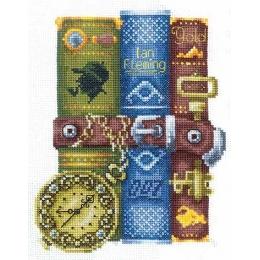 Книги для него - Сделай Своими Руками - набор вышивки крестом