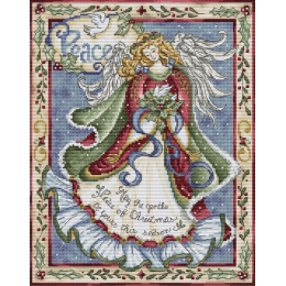 Набор для вышивки крестом - LETISTITCH - LETI 988 Мир