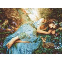 Набор для вышивки крестом - LETISTITCH - LETI 960 Spring Fairy