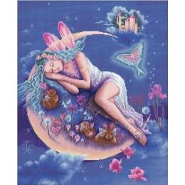 Набор для вышивки крестом - LETISTITCH - LETI 995 Evening Dreams / Вечерние сны