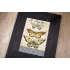 Набор для вышивки крестом - LETISTITCH -Винтажные крылья le-Papillions