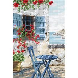 Набор для вышивки крестом - LETISTITCH - LETI 985 Вилла