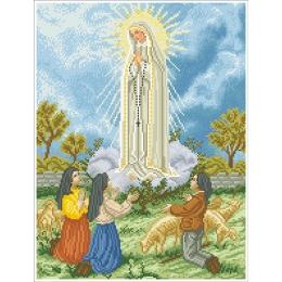 Набор для вышивка бисером икон - БС Солес - Матерь Божия Фатимская