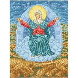 Набор для вышивка бисером икон - БС Солес - Пресвятая Богородица Спорительница хлебов