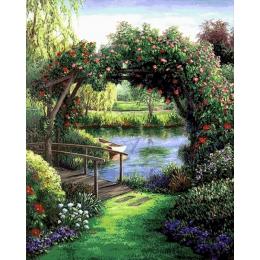 Райский берег - Токарева А. - авторский набор для вышивки бисером