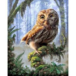 Волшебный лес - Токарева А. - авторский набор для вышивки бисером