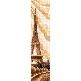Закладки. Париж - Сделай Своими Руками - набор для вышивки крестом