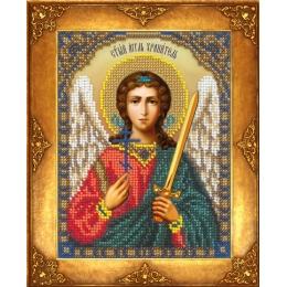 Икона Ангел Хранитель - Русская искусница - вышивка бисером икон