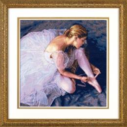 Набор для вышивки крестом - Dimensions - 35181 Красота балерины
