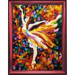 Набор для вышивки бисером - Butterfly - №429 Балерина (по картине Л. Афремова)