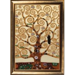 Набор для вышивки бисером - Butterfly - Древо жизни (по мотивам Г. Климта) №339