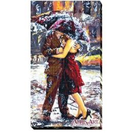 Набор для вышивки бисером - Абрис Арт - История любви-2 АВ-406
