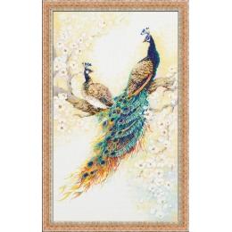 Набор для вышивки крестом - РИОЛИС - 100/029 Персидский сад