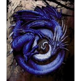 Авторский набор для вышивки бисером - Токарева А. - Властелин колец 35-2530-НВ