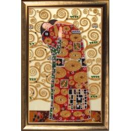 Набор для вышивки бисером - Butterfly - №340 Свершение (по мотивам Г. Климта)