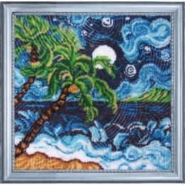Набор для вышивки бисером - Butterfly - №341 Тёплые края