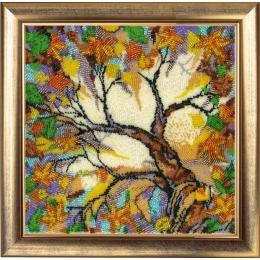 Набор для вышивки бисером - Butterfly - Здравствуй осень! №346