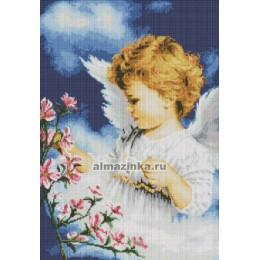 Набор для рисования камнями ST-169 Малютка Ангел