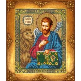 Вышивка бисером икон - Русская искусница - №369 Икона Святой Марк