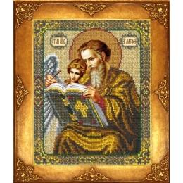 Вышивка бисером икон - Русская искусница - №371 Икона Святой Матфей