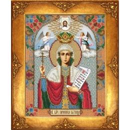 Вышивка бисером икон - Русская искусница - №368 Икона Святая Параскева
