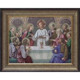 Вышивка бисером икон - Краса і Творчість - 10109 Икона Тайная вечеря