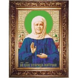 Набор для бисероплетения «Святая Блаженная Старица Матрона»