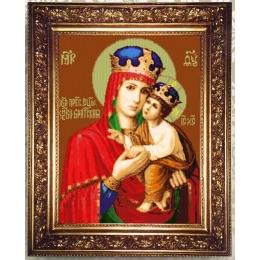 Набор для бисероплетения «Образ Пресвятой Богородицы Киево-Братская»