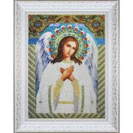 Вышивка бисером иконы - Картины бисером - Икона Ангела Хранителя Р-282