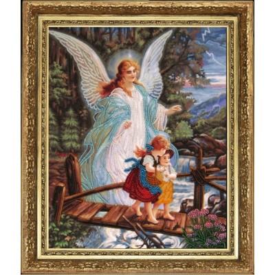 Ангел - Butterfly - набор для вышивки бисером