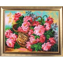Подарок для любимой - Butterfly - набор для вышивки бисером