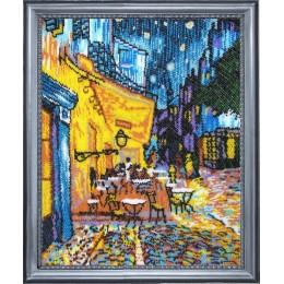 Ночное кафе (по мотивам В. Ван Гога) - Butterfly - набор для вышивки бисером