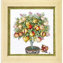 Набор для вышивки крестом - Crystal Art - ВТ-1015 Плоды Карфагена