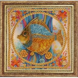 Набор для вышивки бисером - Butterfly - №628 Морская фантазия