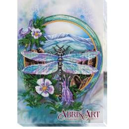 Акварели лета-3 - Абрис Арт - набор для вышивки бисером