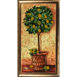Лимонное дерево - Butterfly - набор для вышивки бисером