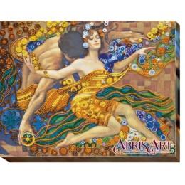 Набор для вышивки бисером - Абрис Арт - АВ-472 Реки любви