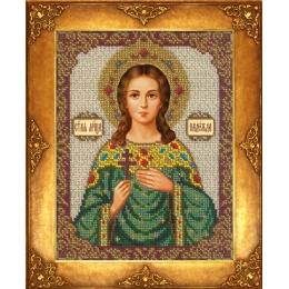 Вышивка бисером икон - Русская искусница - Икона Св. Надежда