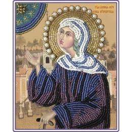 Икона КСЕНИЯ ПЕТЕРБУРГСКАЯ - Изящное рукоделие - вышивка бисером икон